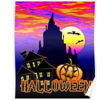Halloween poster Poster