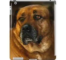 Oh no! Not another dog picture. iPad Case/Skin