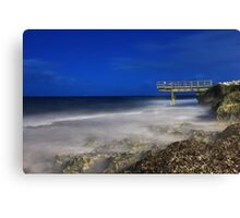 North Beach Jetty - Western Australia  Canvas Print