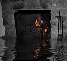 Fire and Water by Maria Schlossberg