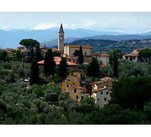 Toscana Hills Photographic Print