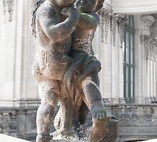 Sensual angels by leenvdb