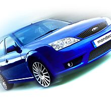 Ford Mondeo ST TDCi by netties001