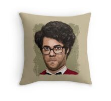 The I.T. crowd - Moss Throw Pillow