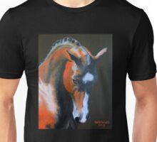 Quantador, Hanoverian Stallion Unisex T-Shirt