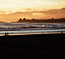 A California Style Sunset by pdsimonson