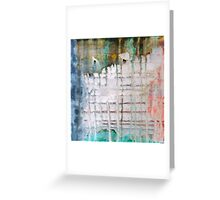 In the Midst of Love - The Beginning - Inverted Greeting Card