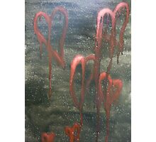 Lonely Hearts Photographic Print