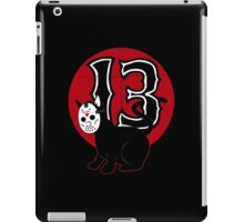Friday 13th iPad Case/Skin