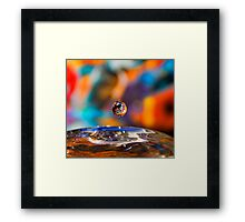 Prepare for Impact Framed Print