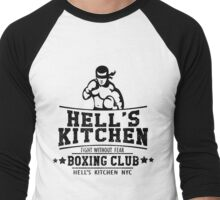 HELL'S KITCHEN BOXING CLUB Men's Baseball ¾ T-Shirt