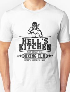 HELL'S KITCHEN BOXING CLUB Unisex T-Shirt