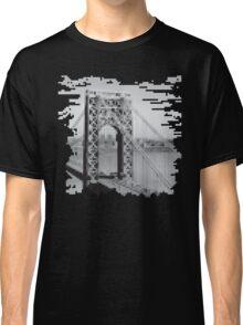 Pixel Bridge Classic T-Shirt