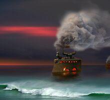 Arrival by Igor Zenin