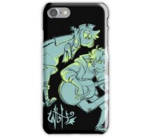 W2H - Guitar (acronym logo) iPhone Case/Skin