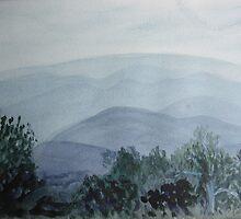 Misty Shendanoah by donnawalsh