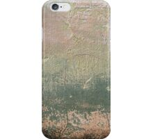 grunge background with space for text or image iPhone Case/Skin