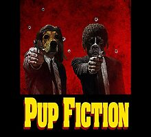 Pup Fiction by vicmvarela
