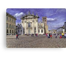 St. Peter Cathedral - Mantova Canvas Print