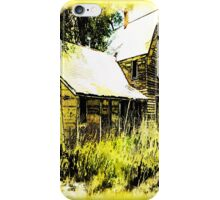 Old Home Place iPhone Case/Skin