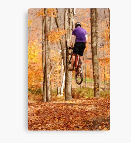 My Son The Stuntman 2 Canvas Print