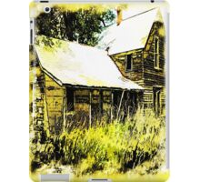 Old Home Place iPad Case/Skin