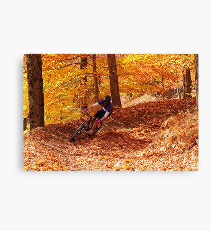 My Son The Stuntman 5 Canvas Print