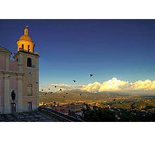 Parish Church of Nostra Signora del Soccorso   Photographic Print