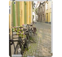 Flowering Bikes iPad Case/Skin