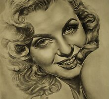 marylin by Fiona Rose Batey