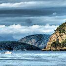 Sailing Toward Paradise by Rick Lawler