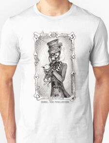 Dead kitty (black and white) Unisex T-Shirt