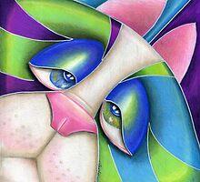 Box Kat Blues by Alma Lee