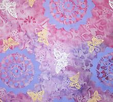 Butterflies and Mandalas by GypsyJ