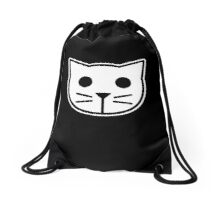 Meow Meow Beenz Drawstring Bag