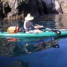 Kayaking Perfection  by Vince Gaeta