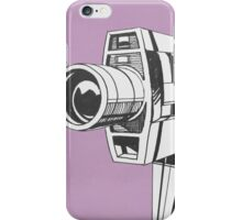 Video Camera iPhone Case/Skin