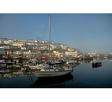 In Harbour Photographic Print