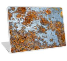 Rusty background Laptop Skin