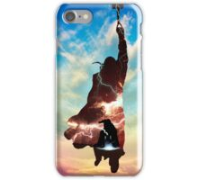 Hammer of Thunder and Lightning iPhone Case/Skin