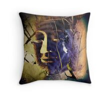 Buddha_6890 Throw Pillow
