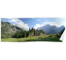 Julian Alps / Italy Poster