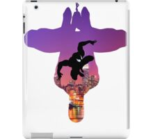 Spring into action iPad Case/Skin
