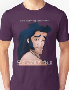Maybe He's Born With It. Maybe It's Wolverine. T-Shirt
