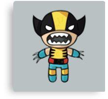 Wolverine Canvas Print
