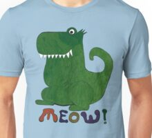 What Does the Dinosaur Say? Unisex T-Shirt