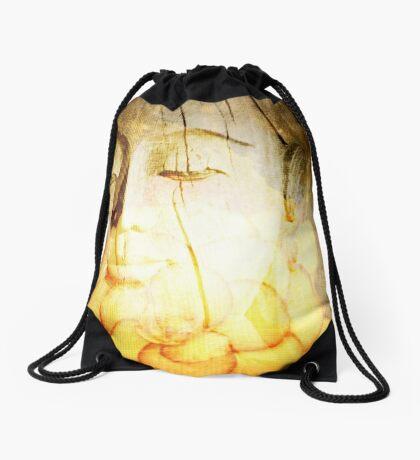 Buddha_6854 Drawstring Bag