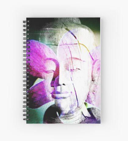 Buddha_6838 Spiral Notebook