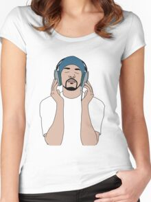 Craig David, Album Cover, Born to do it Women's Fitted Scoop T-Shirt