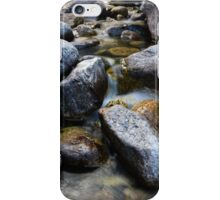 Water on Rocks iPhone Case/Skin